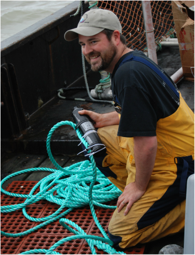 Aaron Carlisle Stanford Marine Biologist Hopkins Shark Tagging Stable Isotope